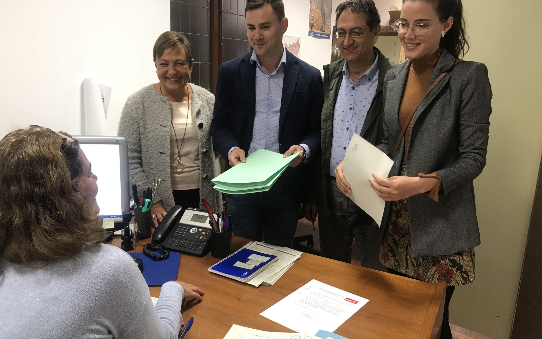 """Cendón: """"Ofrecemos un proyecto ganador para la provincia de León"""""""