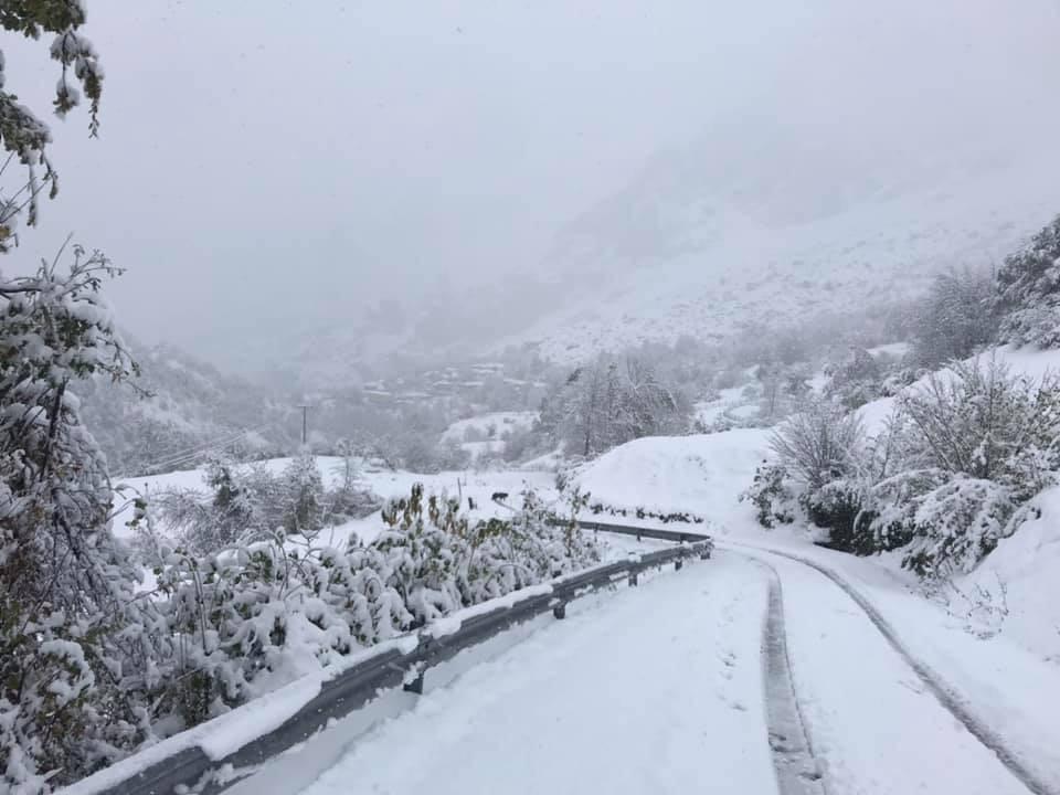 El PSOE de León denuncia un Valle de Valdeón apagado y sin acceso