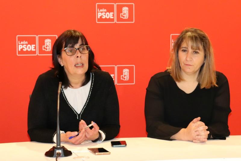 El PSOE de Santovenia de la Valdoncina denuncia que el Ayuntamiento abandona a los más vulnerables con el cierre de la Unidad de Respiro de Villacedré
