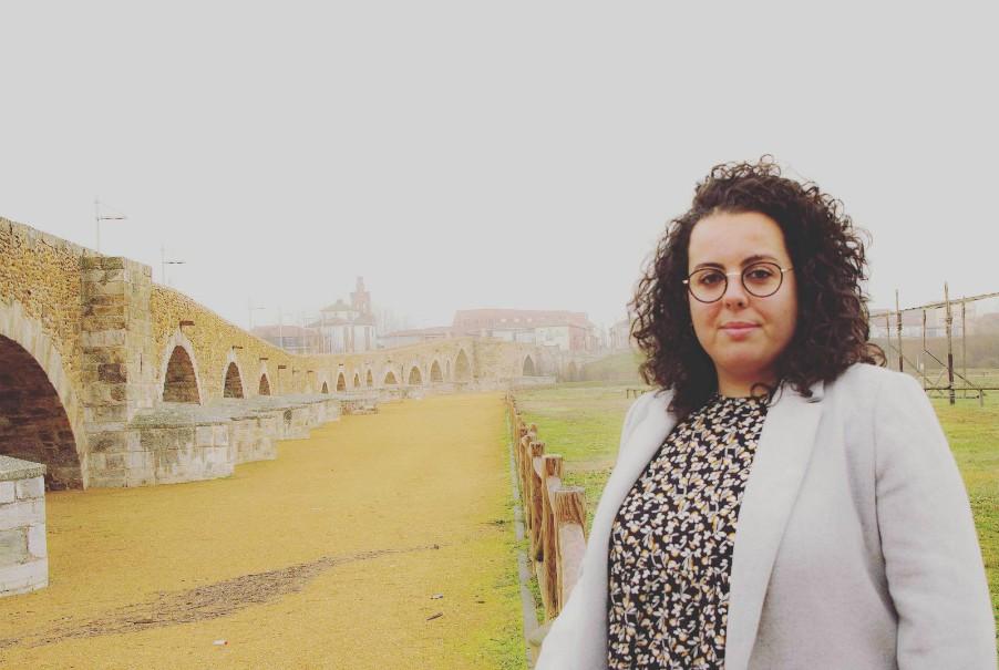 Laura Busto, candidata electa a la Secretaría General de Juventudes Socialistas de León