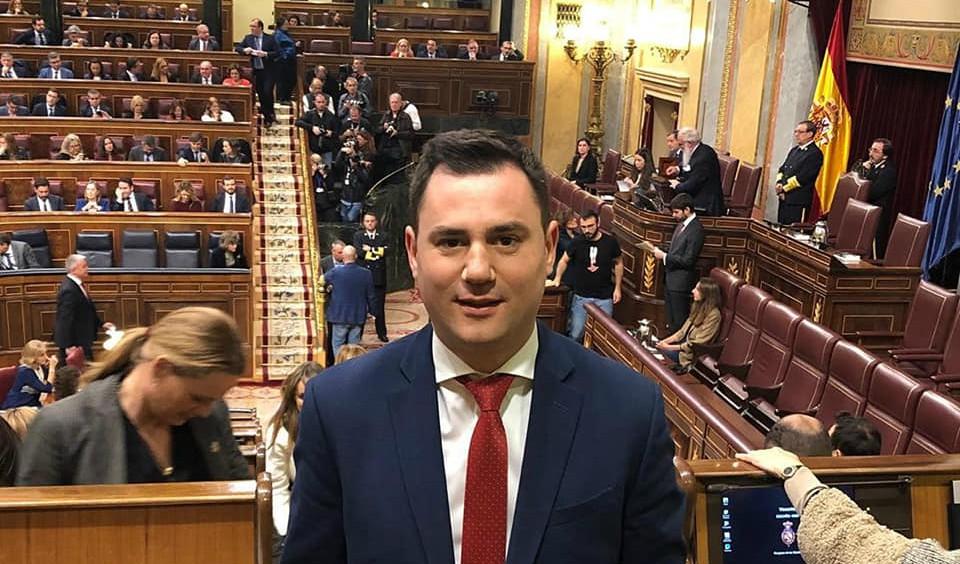 Cendón, reelegido presidente de la Conferencia sobre Estabilidad, Coordinación Económica y Gobernanza en la Unión Europea