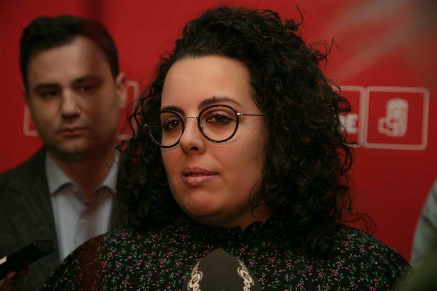 Laura Busto, nueva secretaria general de Juventudes Socialistas de León