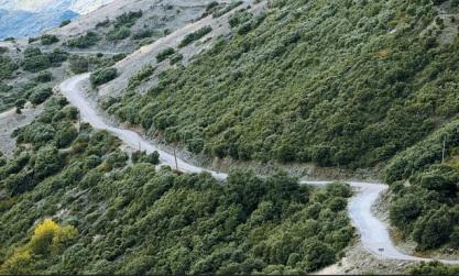 El PSOE insta a la Junta el arreglo de la carretera LE-7311, de Corporales a Odollo
