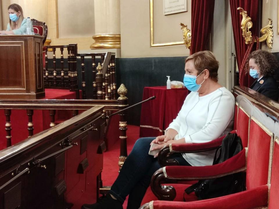 Carmen Morán pide al Partido Popular que no manipule la información de la 'ley Celaá' para buscar rédito político