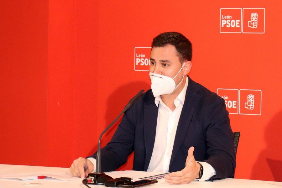 Cendón exige a PP y UPL que se informen antes de difundir infamias que comprometen el futuro de León