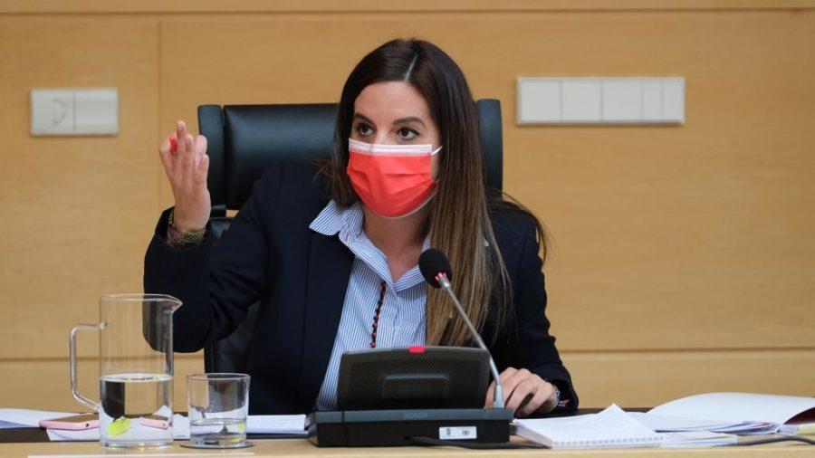 El PSOE pedirá una comisión de investigación sobre lo sucedido en las residencias si en una semana la consejera no entrega todos los datos sobre residencias privadas e inspecciones