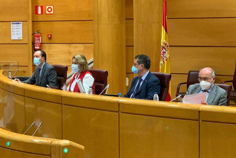 El PSOE impulsa una moción en el Senado para acabar con la temporalidad en la Administración Pública