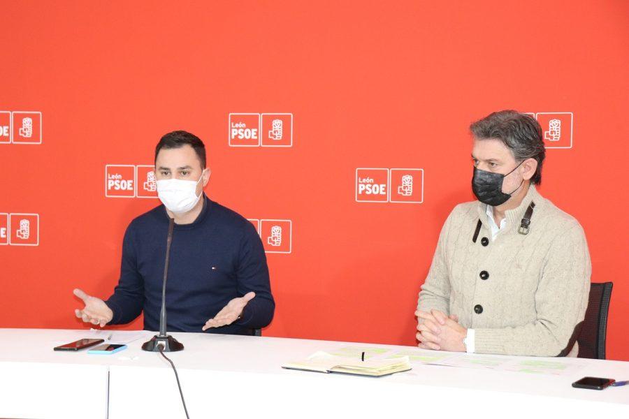 El PSOE de León denuncia la falta de ayudas de la Junta hacia la cultura y exige que cumpla responsabilidades para salvar de la ruina al sector