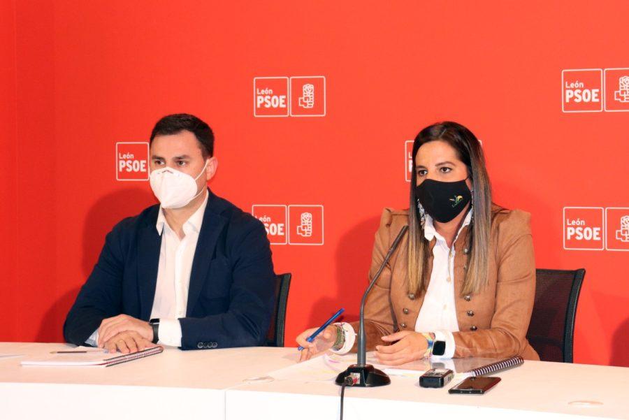 El PSOE de León presenta 83 enmiendas a los Presupuestos de la Junta 2021 para reactivar el futuro de la provincia