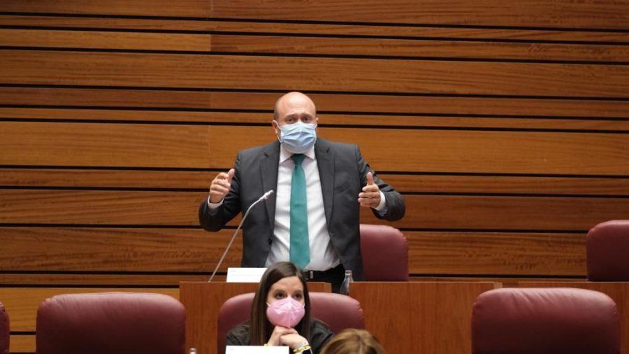 El Grupo Parlamentario Socialista denuncia el abandono del Sistema Sanitario del Bierzo y exige una reorganización de los recursos urgente como solución