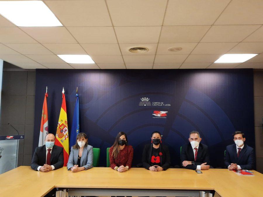 Los procuradores socialistas de León celebran el fin de la mayoría absoluta de Mañueco e Igea como una oportunidad para la provincia