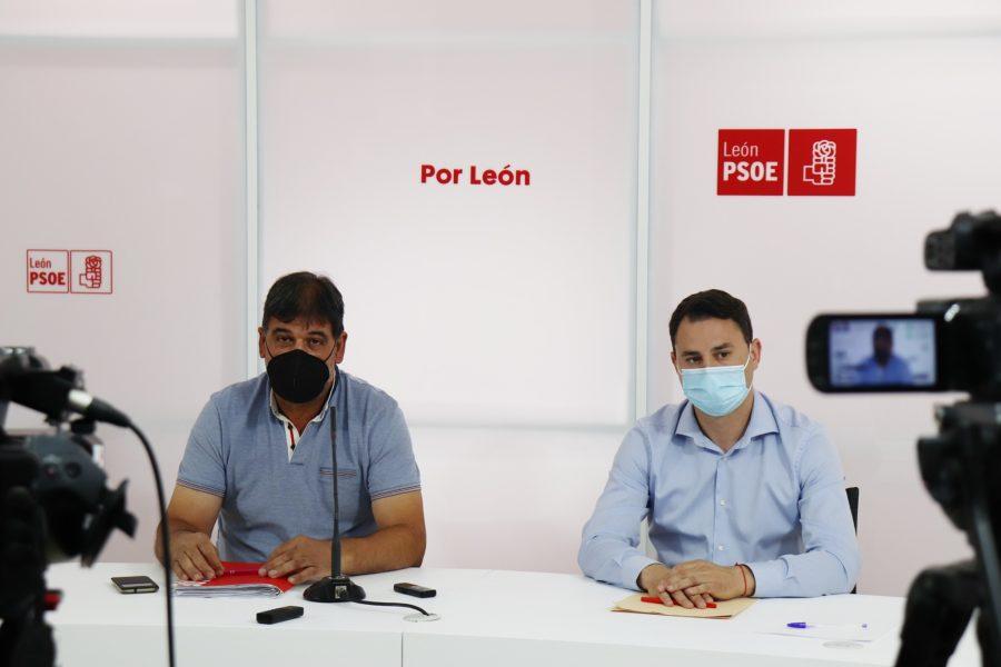 El PSOE de León muestra su apoyo total al alcalde de Garrafe de Torío y garantiza que seguirá trabajando por la transparencia en el Ayuntamiento