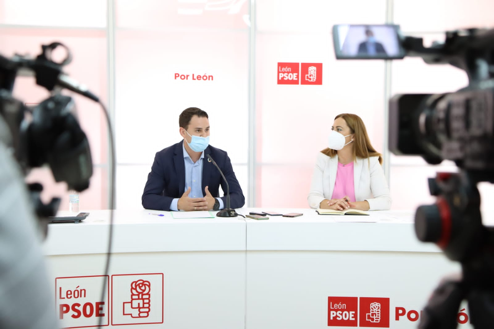 El PSOE de León anuncia que estará vigilante con el reparto por parte de la Junta de los fondos del Plan de Recuperación, Transformación y Resiliencia del Gobierno de España