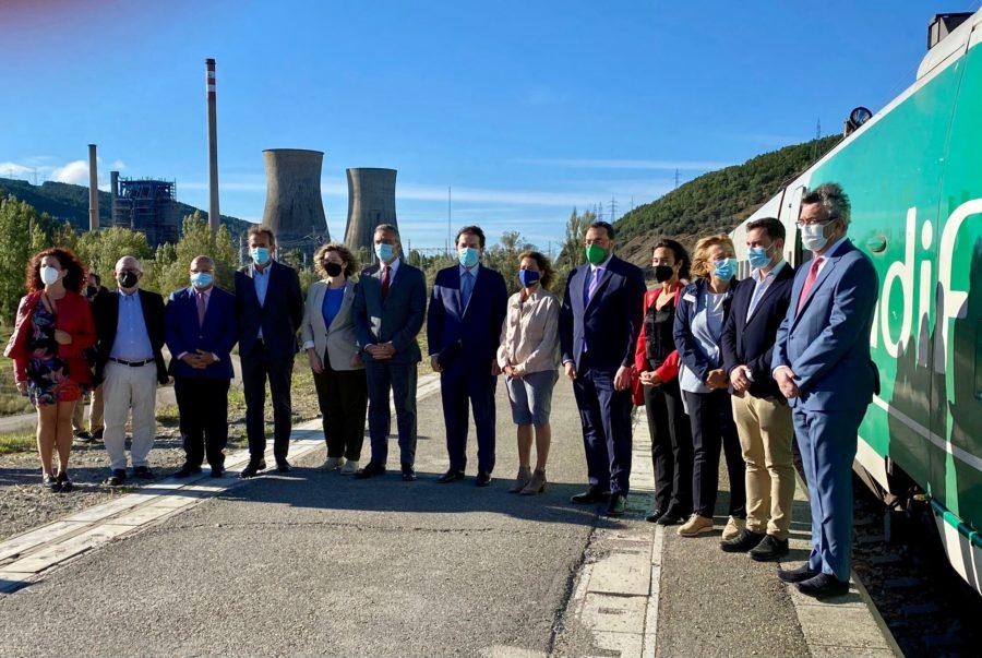 Cendón celebra la apertura de la Variante de Pajares y el soterramiento del AVE y exige al PP que sea responsable y empiece a aportar trabajo por el futuro de León