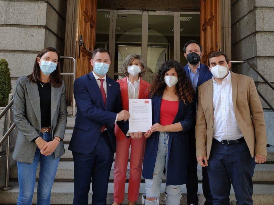 El Grupo Socialista pide medidas para la rebaja y potencial supresión del peaje del Huerna